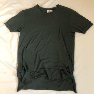 Urban Outfitter Layered Green T-Shirt